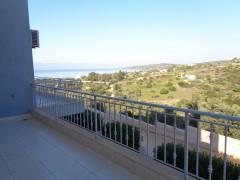 Σουίτα 1ος όροφος θέα Θάλασσα