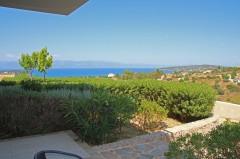 Δίκλινο Θέα Θάλασσα Ισόγειο